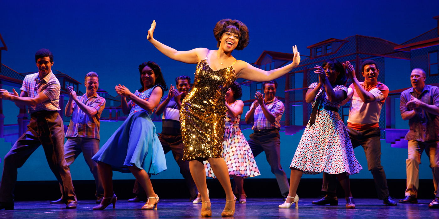 Motown the Musical at the Shubert Theatre