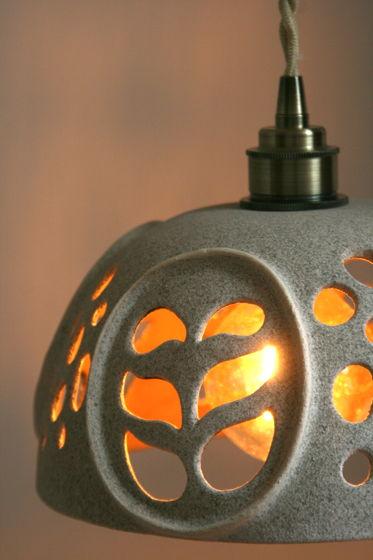 Абажур с винтажной лампой Эдисона