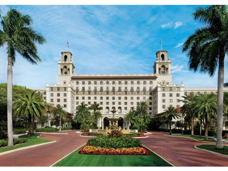 Experience The Breakers Palm Beach 3 Day Holiday for 2 with Golf, Spa Treatments, Fine Dining and Air