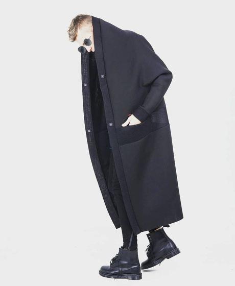 Пальто Tringle из неопрена унисекс
