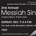 2nd Annual Messiah Sing-Along