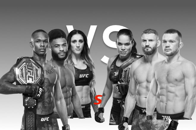 UFC 259 Betting Picks And Predictions