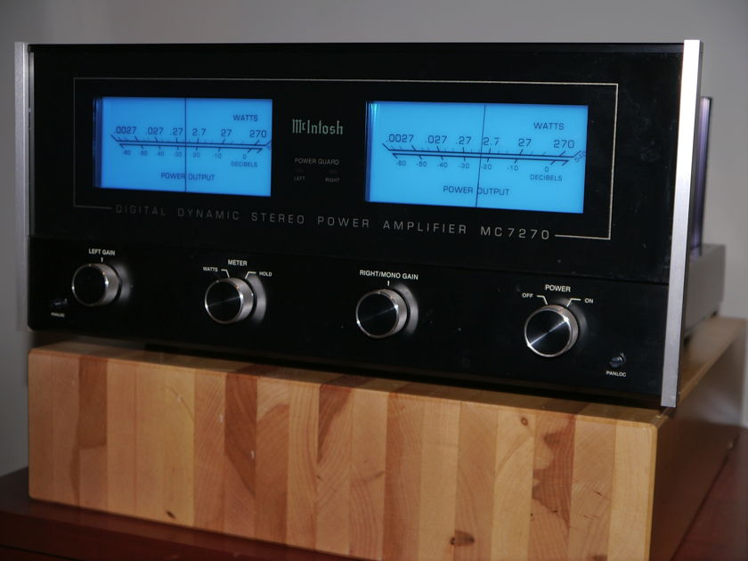 McIntosh  MC7270 Power Amp