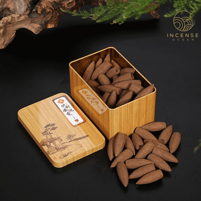Natural Chinese Incense Cones