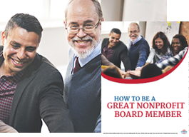 How to be a Great Nonprofit Board Member