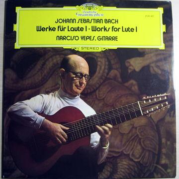 Johann Sebastian Bach /  Werke Für Laute I