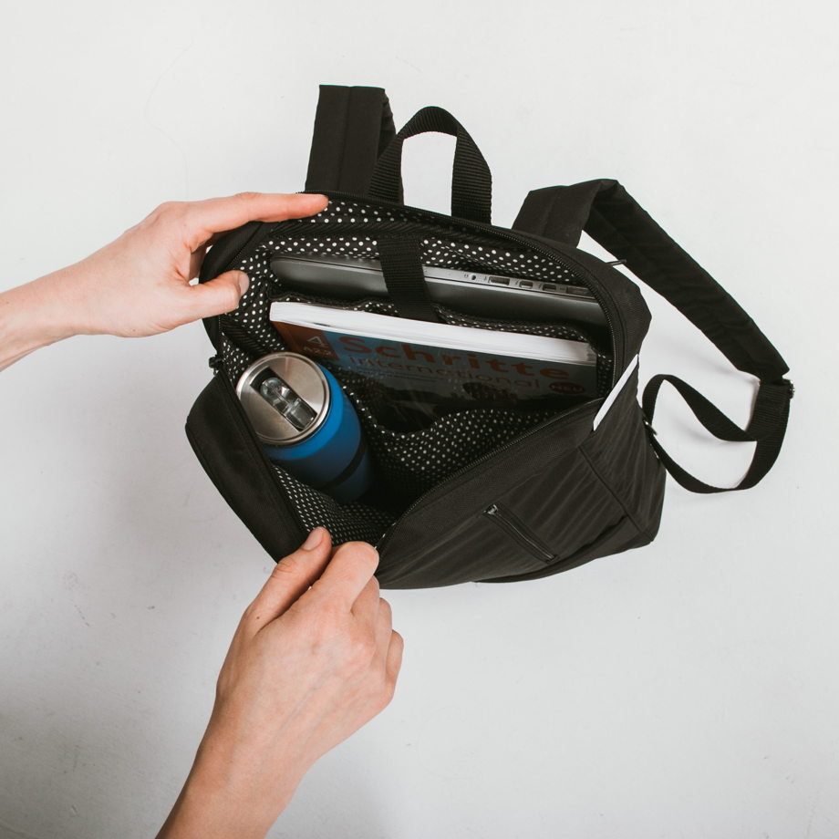 Рюкзак со сменными клапанами  . Темно-серый(3 клапана на выбор).Mood.