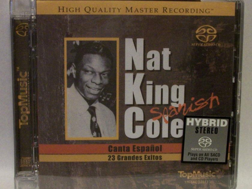 Nat King Cole Spanish - Canta Espanol 23 grandes exitos, SACD,new