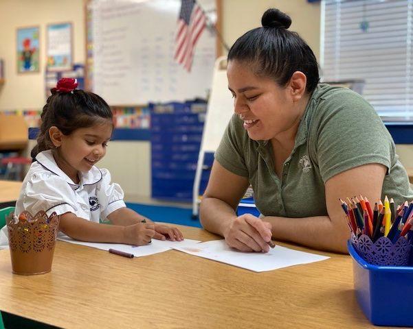 Ms. Benitez , Pre-Kindergarten Two Assistant Teacher