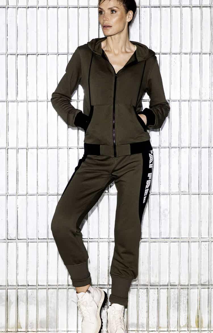 Fat Free Khaki suit