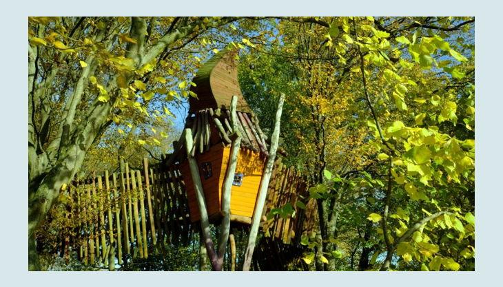 sauerlandpark hemer zwergengold baumhaus
