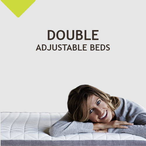 Double Adjustable Beds
