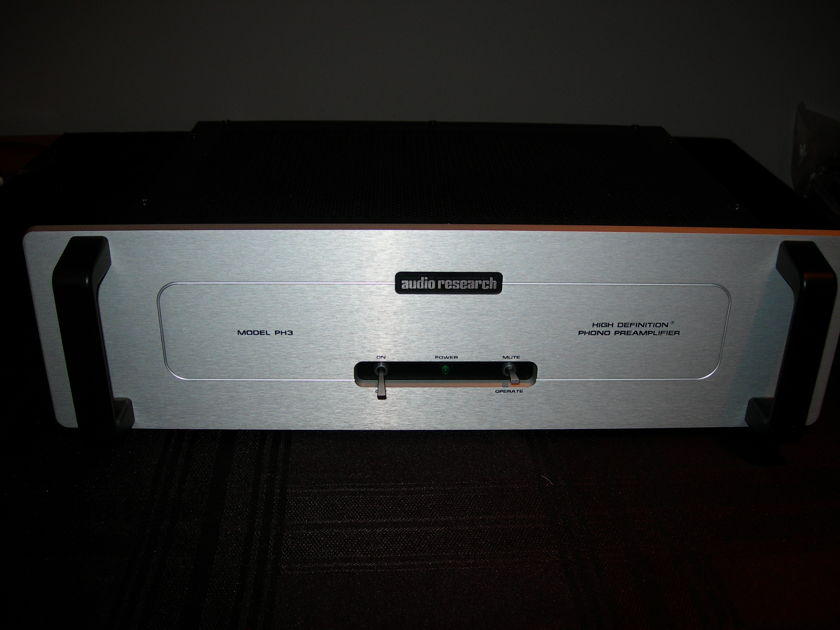 Audio Research PH3SE Phono Amp