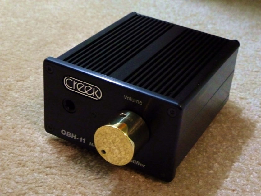 Creek OBH 11 Headphone Amplifier MODIFIED