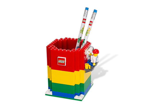 LEGO Bricks Pen Holder