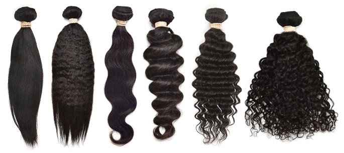 AVERA Virgin Hair Extensions - Weaves