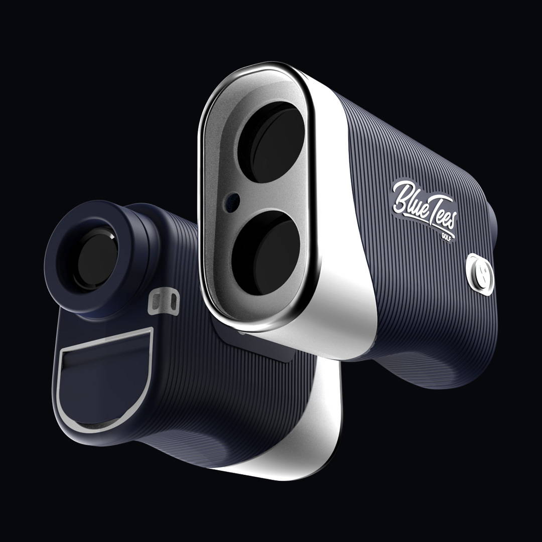 Blue Tees Golf 3 Max Laser Rangefinder engineered with precision accuracy