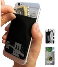 phone wallet Bridge by gecko travel tech