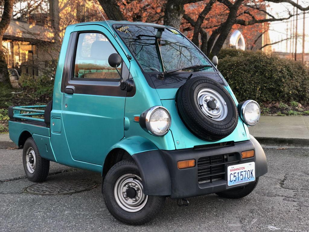 Daihatsu Midget
