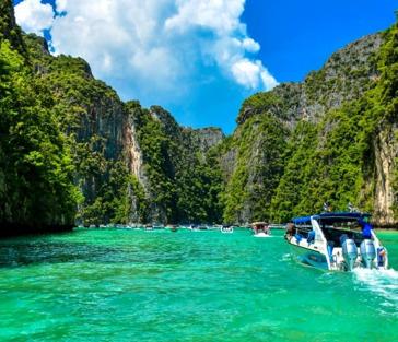 Сказочные острова Пхи-Пхи и Кай