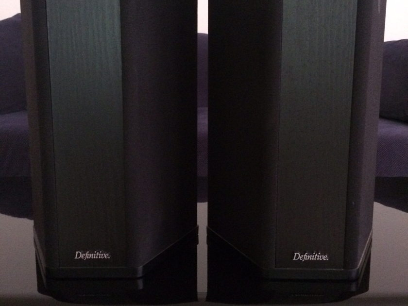 Definitive Technology BPX and BP2X  Bipolar Speakers