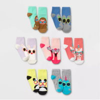 Cat and Jack youth girl socks