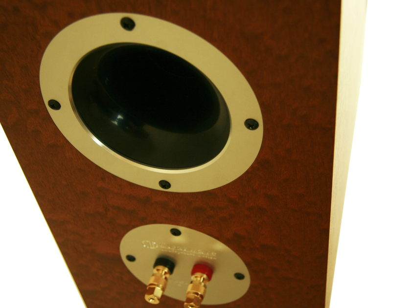 Clearwave Loudspeaker Design Duet Six (all Accuton) --SUMMER SALE-- pure and full sound with detail