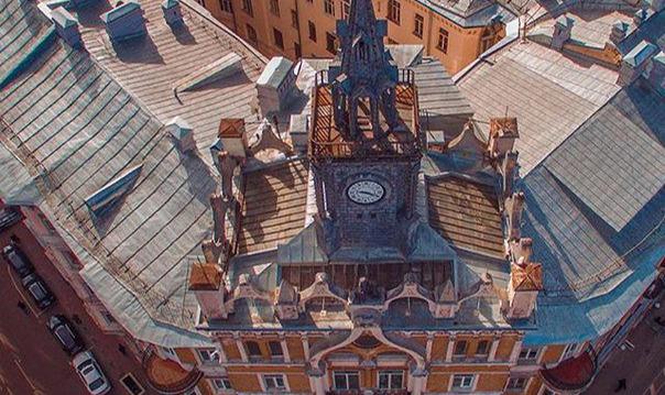 Знакомство с самой необычной улицей Москвы - Мясницкой