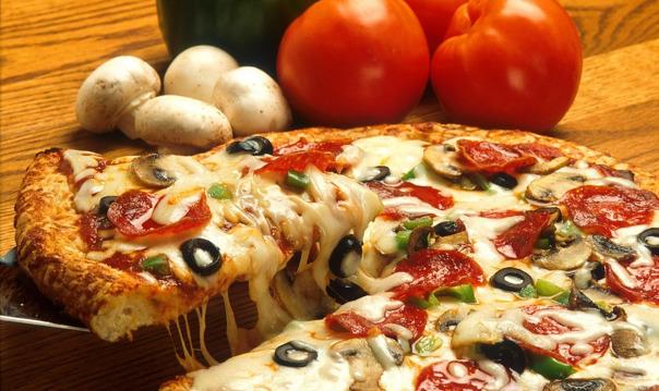 Приготовление неаполитанской пиццы