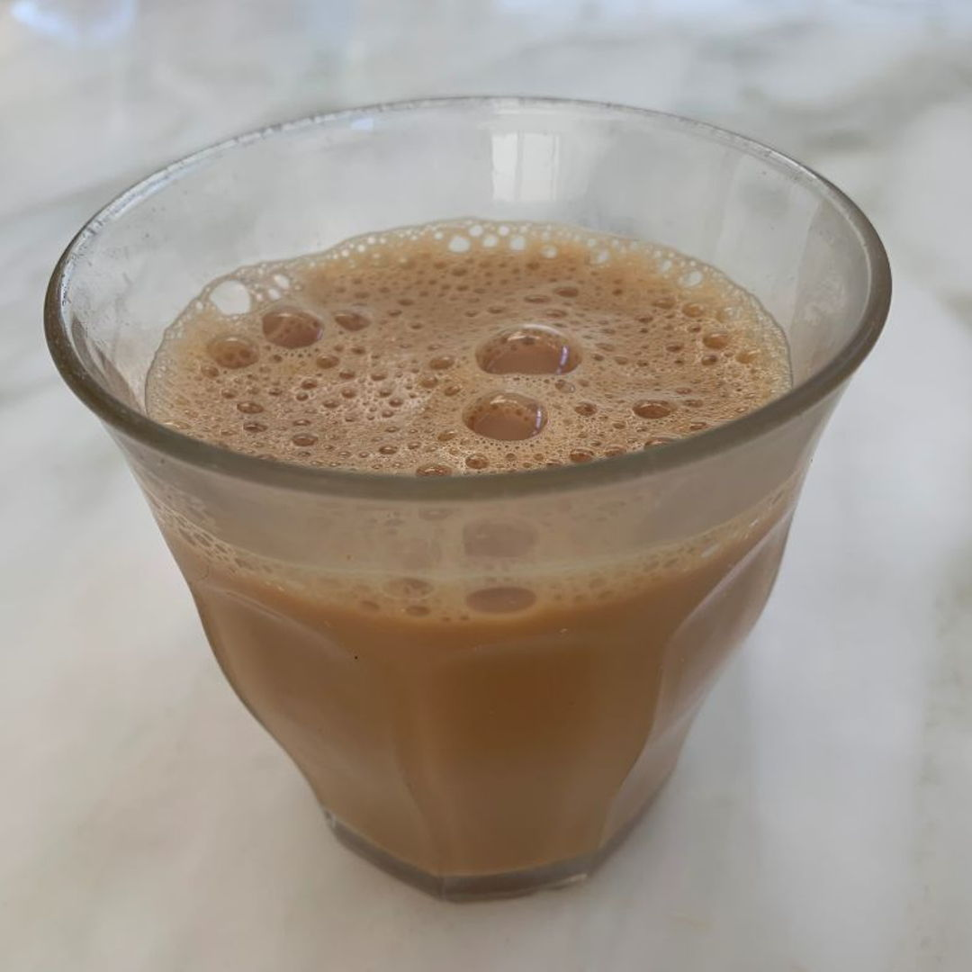 Teh Tarik, I love it for afternoon tea.  Able to make it at home and having it away from Malaysia, this recipe cheers me up the rest of the day.  Thanks!!