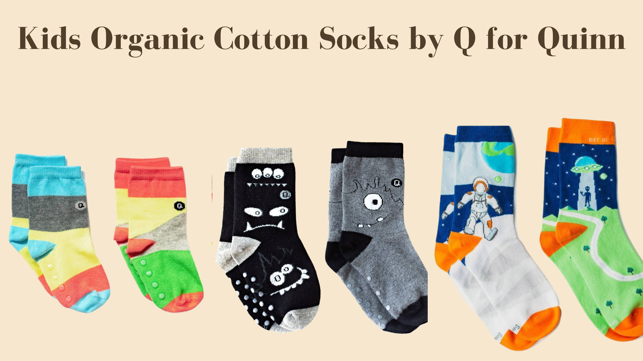 organic cotton kids socks