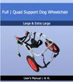 SitGo Wheelchair Manual (L & XL)