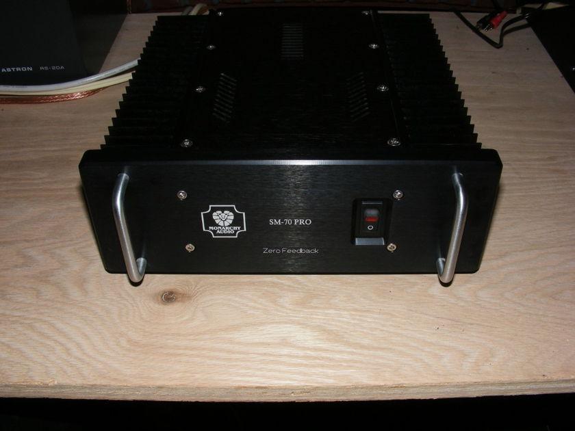 Monarch Audio SM-70PRO Stereo Amplifier