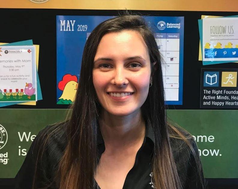 Ms. Jessica Pariscoff , Support Teacher