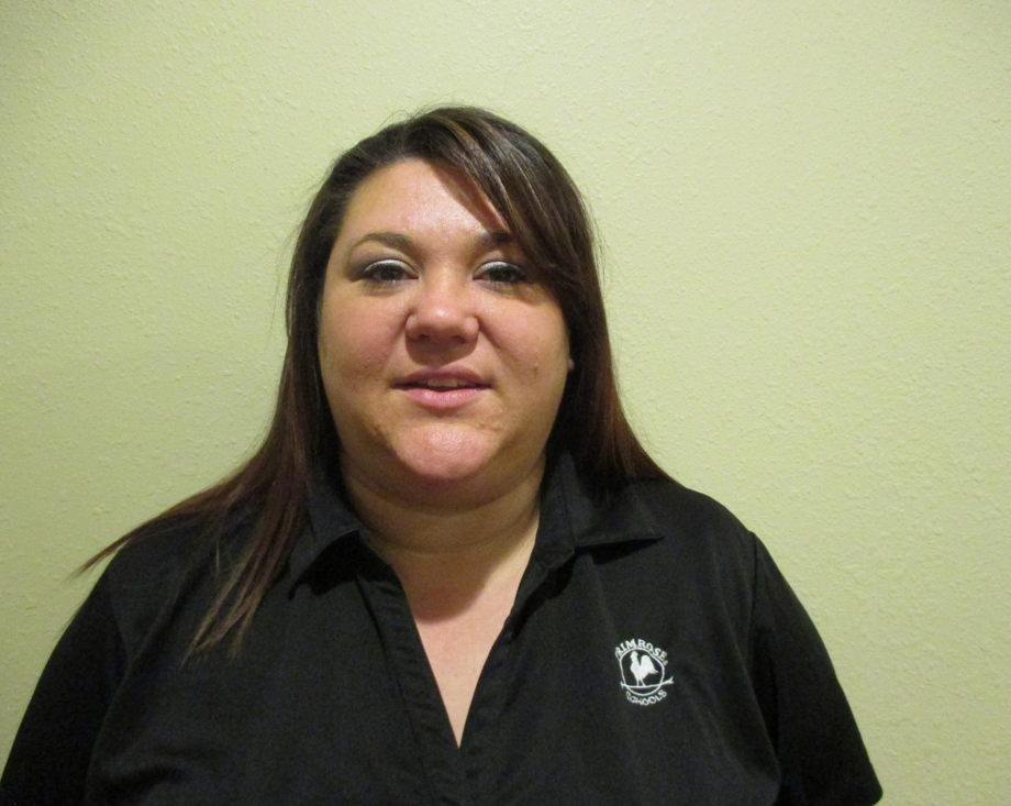 Beth Arwood , Young Toddler Teacher