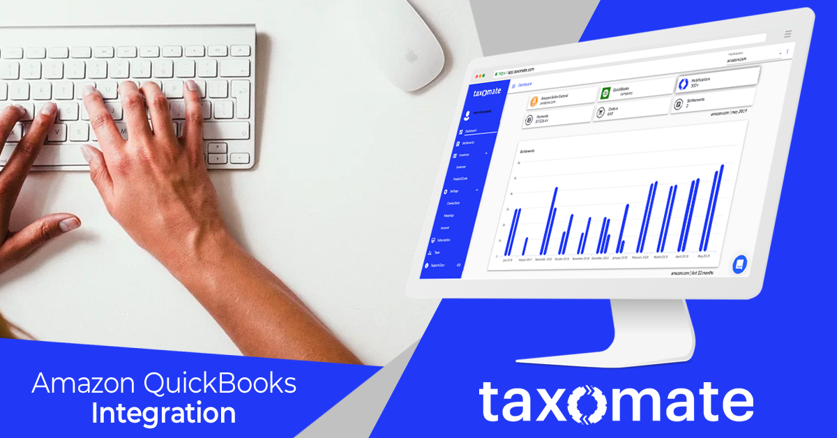 Amazon quickbooks integration   taxomate