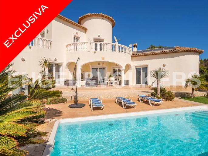 Luxury Villa in Casanova, Calpe near Beach & City!