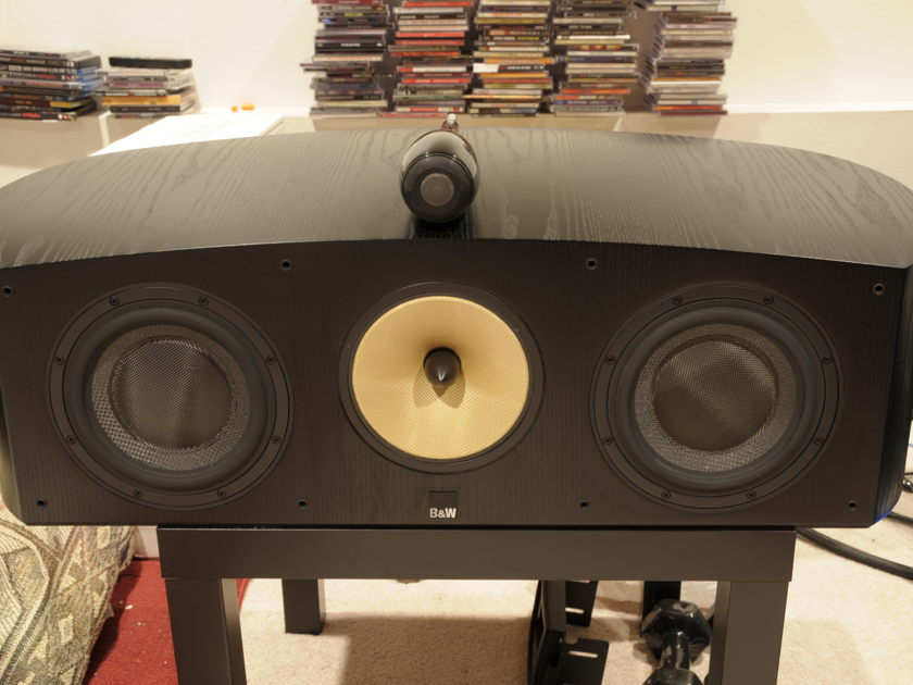Bowers and Wilkins HTM2d Black