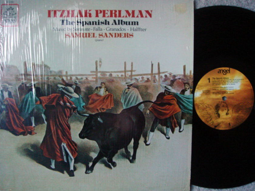 EMI Angel / PERLMAN-SANDERS, - The Spanish Album, MINT!