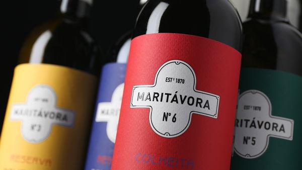 MARITÁVORA WINE