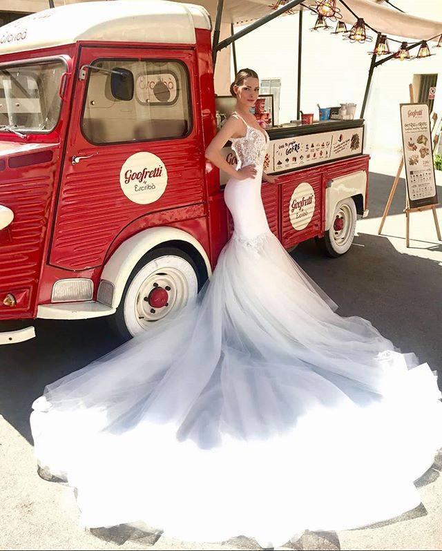 ENZOANI NAYA WEDDING DRESS