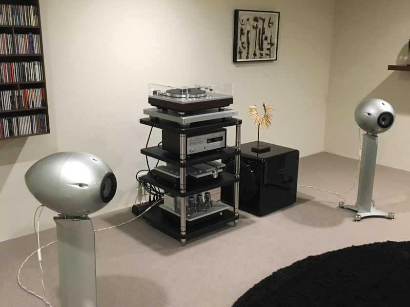Eclipse TD712z Mk2  Speakers