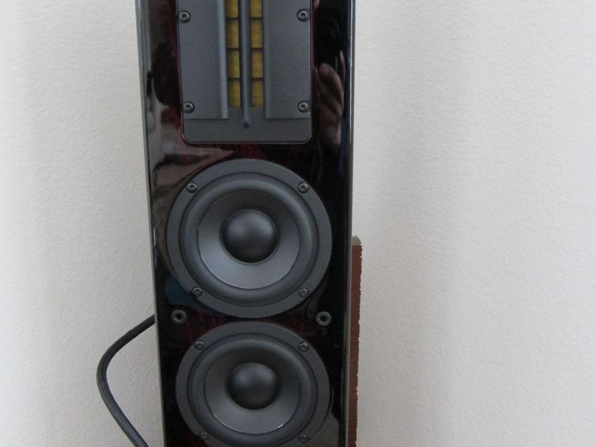 Sunfire CRS-3 Cinema Ribbon Trio speakers