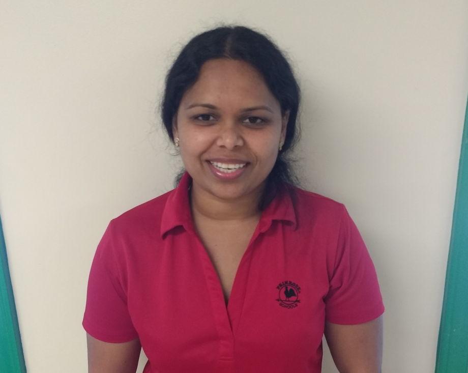 Ms. Sudha , Early Preschool Teacher
