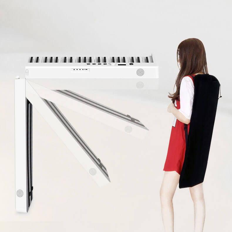 Portable Piano, Small piano keyboard, travel piano