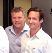 Kevin Tice and Paul Sorbara learned about Banyan Partners in an RIABiz article.