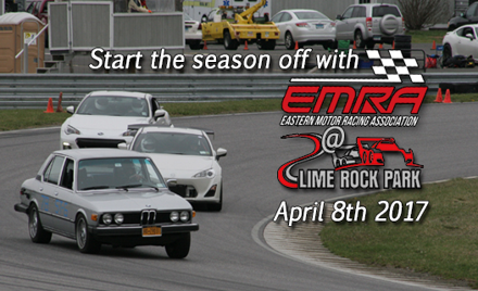 EMRA'S Winter Thaw at Limerock Park