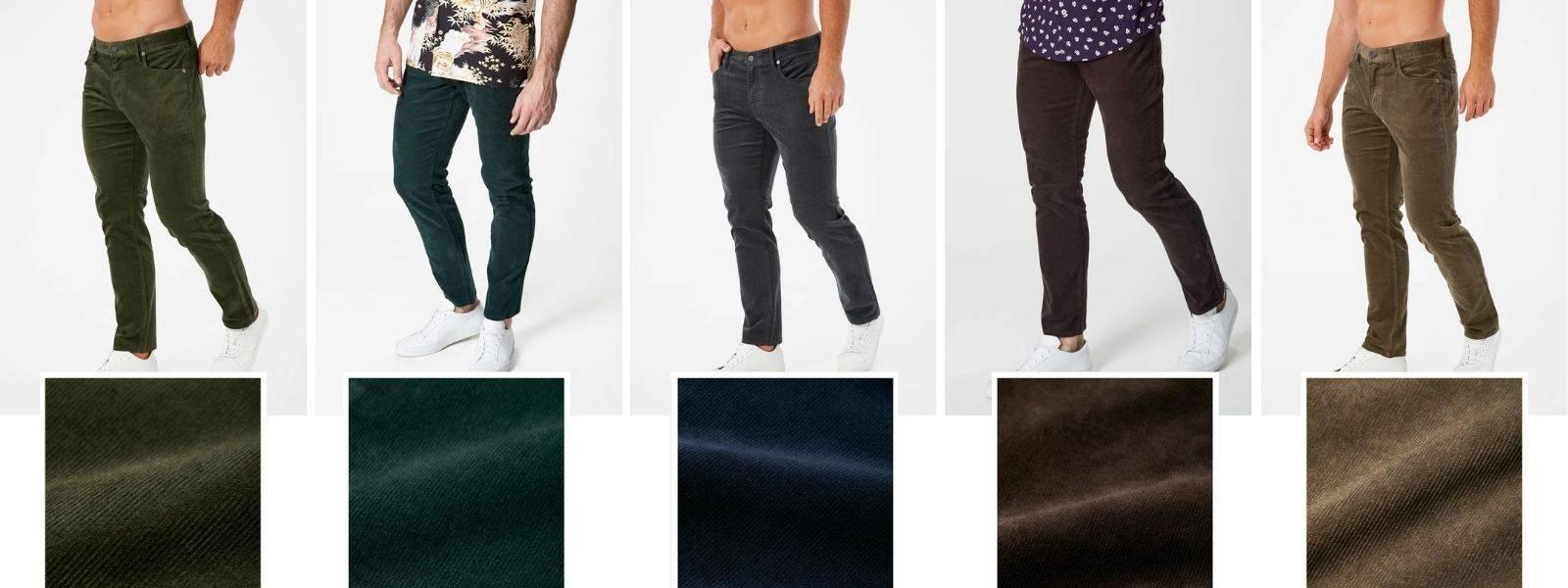 best corduroy pants