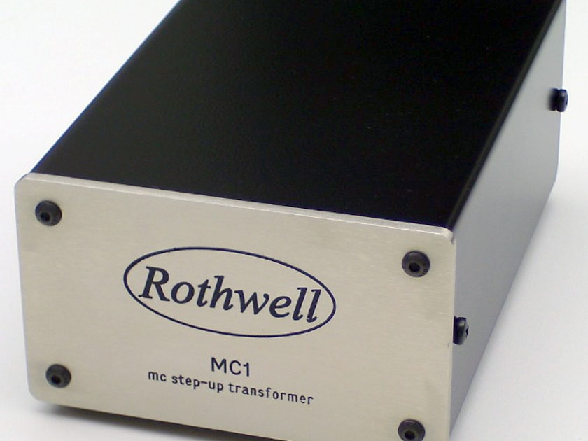 Rothwell MC1 Moving Coil Transformer New