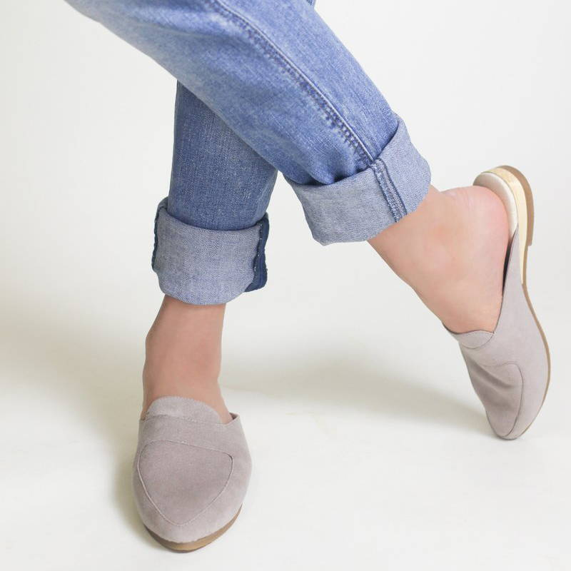 Bhava Vegan Selma Slide Loafer